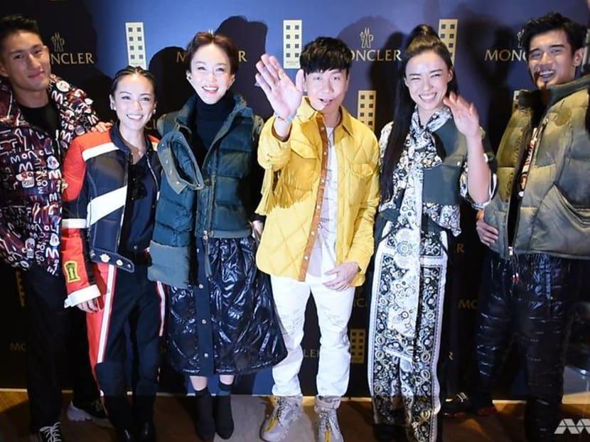 JJ Lin, Fann Wong, Rebecca Lim and Nathan Hartono celebrate music and fashion