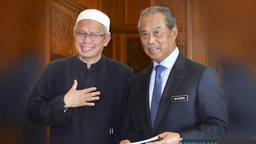Malaysian PM Muhyiddin on 14-day home quarantine after religious affairs minister tests positive for COVID-19