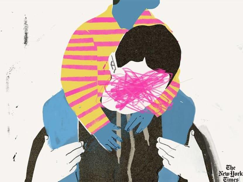 'I gave birth, but my husband developed postpartum depression'