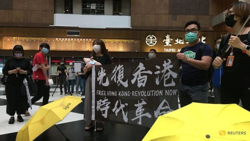 Hong Kong government warns removing US special status is 'double-edged sword'