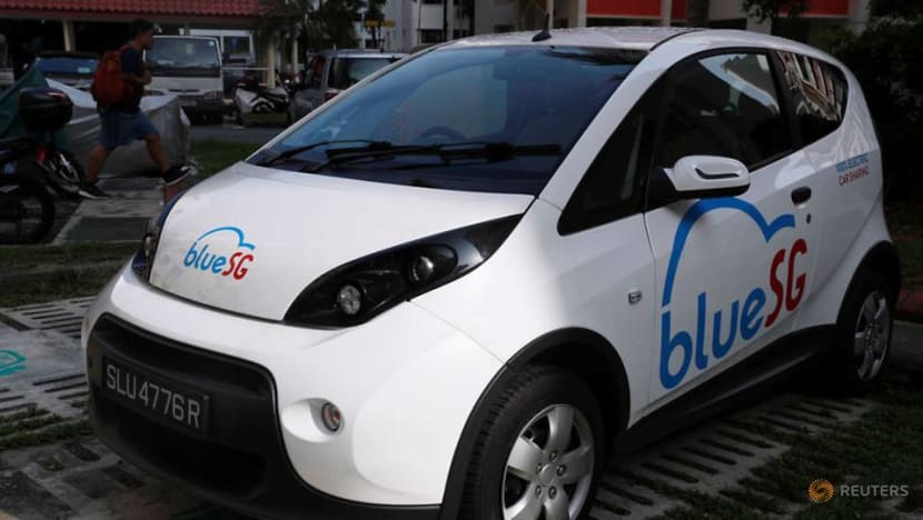 Electric car-sharing firm BlueSG opens 100th charging station