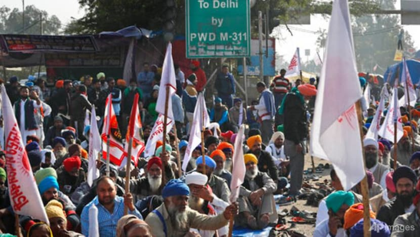 Commentary: What the farmer protest in India shows about its democracy