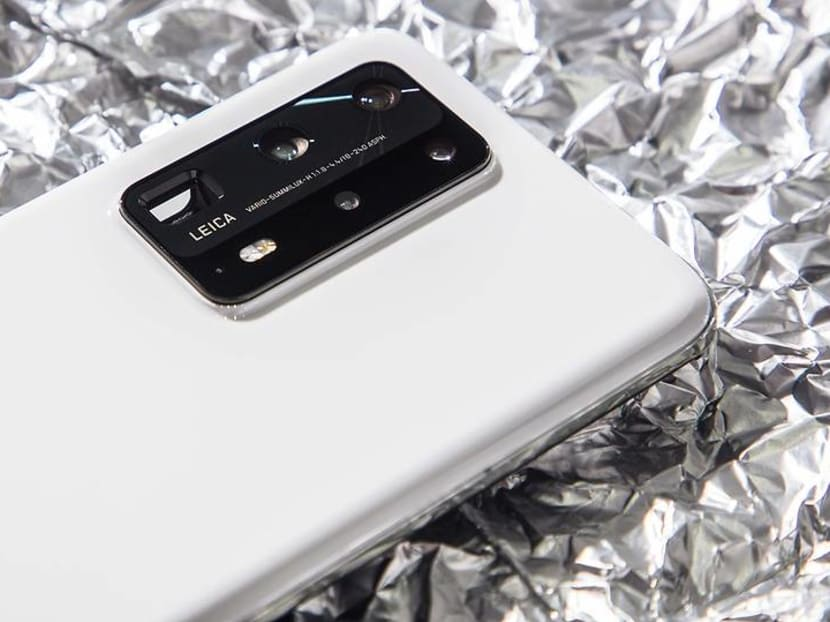 5 cameras and 100x zoom: How to get Huawei's P40 Pro+ in Singapore