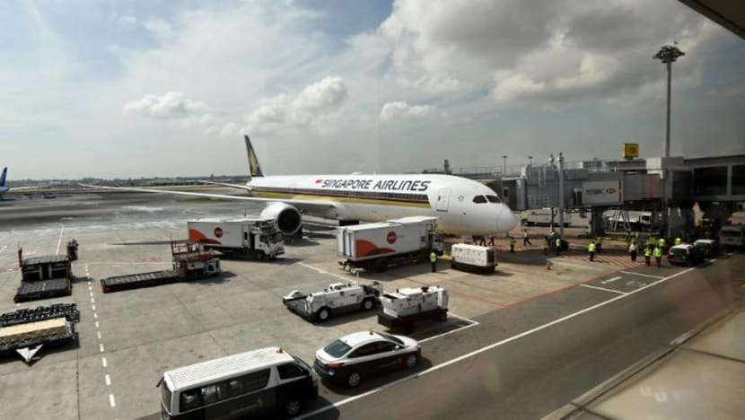 Singapore Airlines grounds two Boeing 787-10 Dreamliner jets due to engine issues