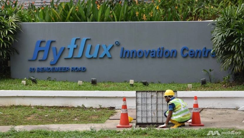 Middle East investor Utico says it 'remains committed' to rescue deal despite Hyflux criminal probe