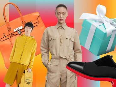 From Tiffany Blue to Hermes Orange: The stories behind fashion's iconic colours