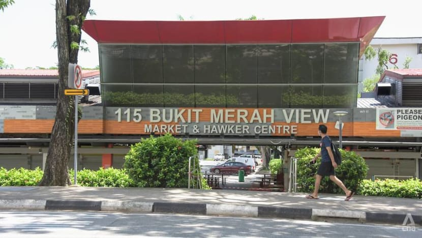 About half of COVID-19 cases in Bukit Merah View market cluster not vaccinated
