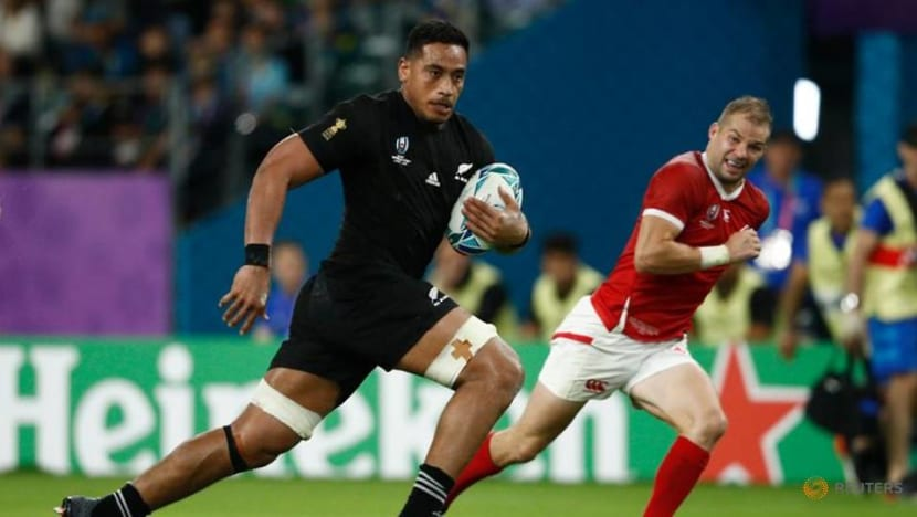 Rugby: All Black Frizell apologises after Dunedin court appearance