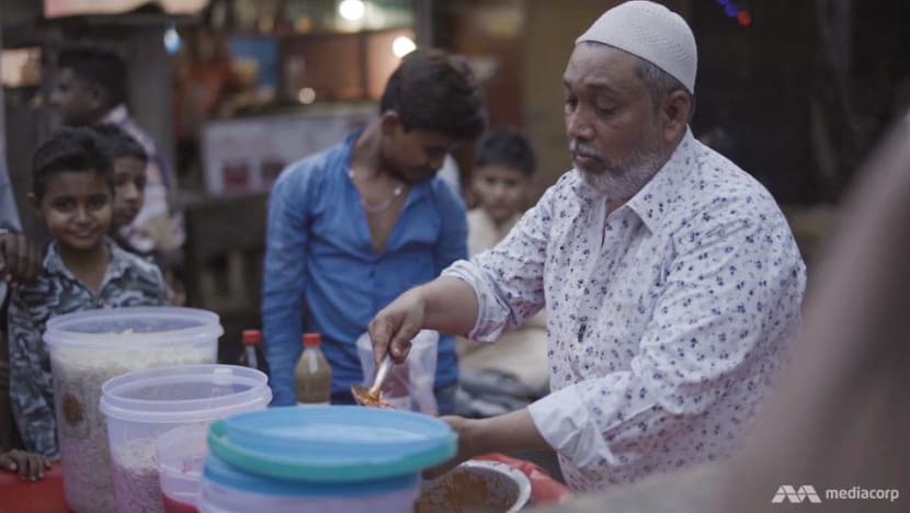 How Chinese fried noodles by a Muslim hawker became a hit in India's biggest slum