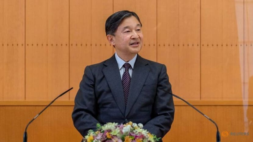 Japan's Emperor Naruhito to open Olympics, reprising grandfather's role