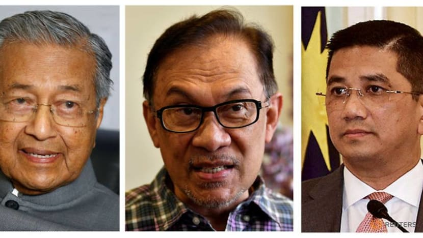 Commentary: Mahathir holds all the keys to Malaysia's political succession