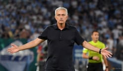 Horror night for Mourinho as Roma hit for six in Norway