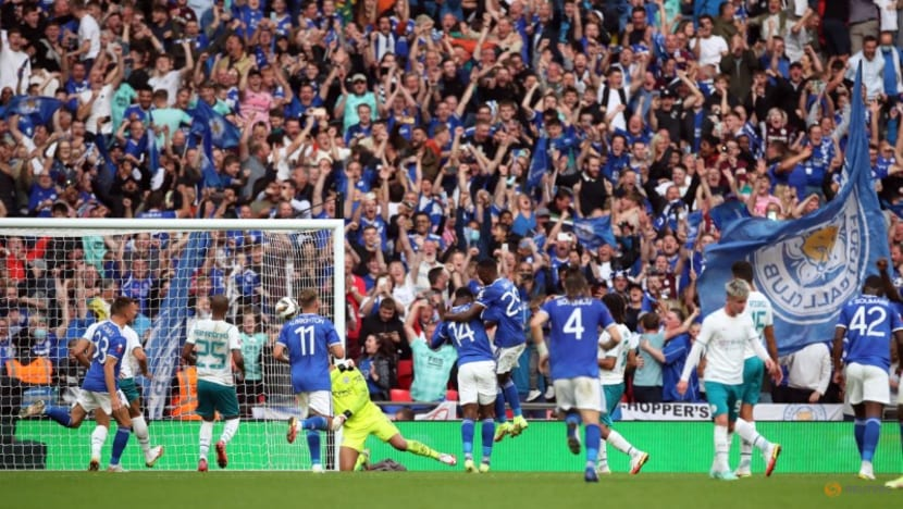 Football: Leicester win Community Shield 1-0, dampen Grealish's Man City debut