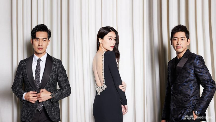 No wefies, no hugs: How celebs got ready backstage for Star Awards 2021
