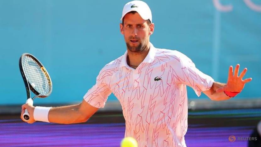 Tennis: Novak Djokovic tests positive for COVID-19