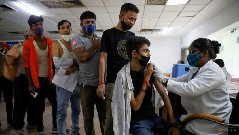 India breaks its COVID-19 vaccination record in 'birthday gift' to Modi