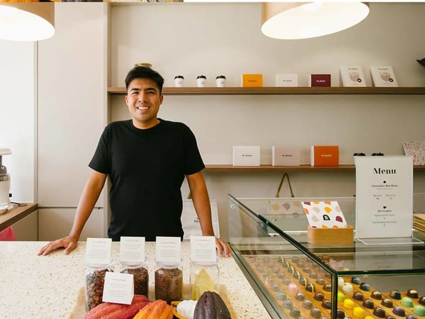 Creative Capital: The Singapore chocolatier who only works with Asian farmers