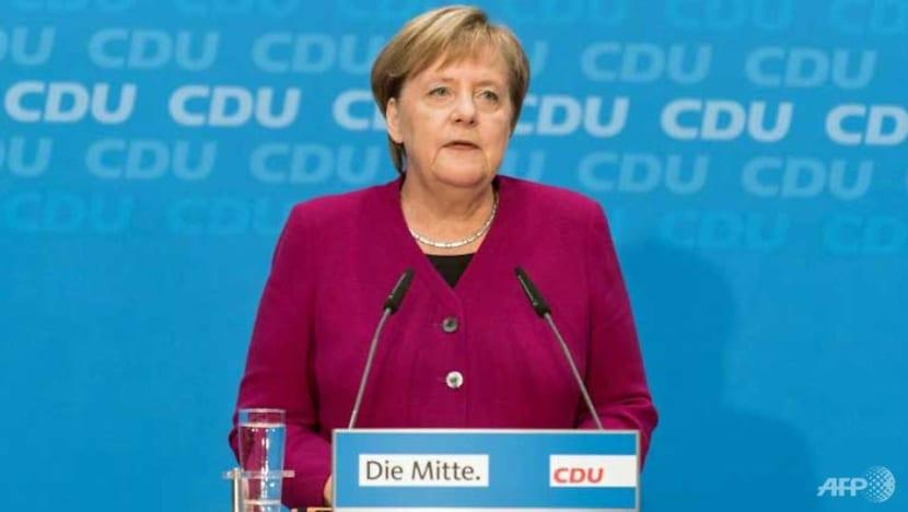 Weakened Merkel to step down as chancellor in 2021