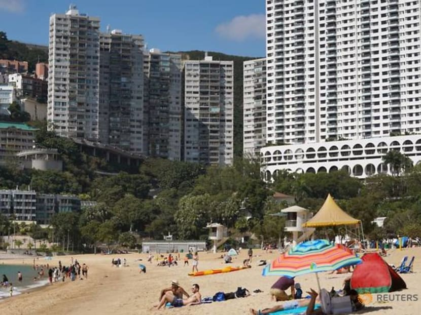 Hong Kong to reopen pools, beaches as COVID-19 infections ease
