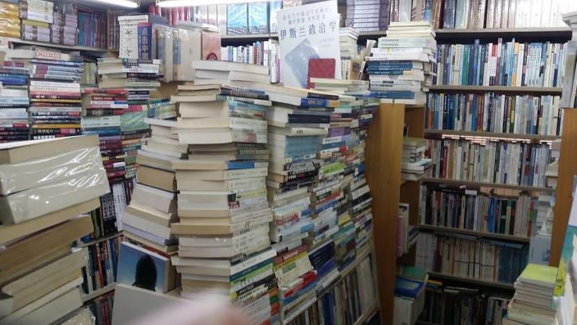 Kedai buku selera khas di Malaysia kekal bertahan di kala COVID-19 menjejaskan banyak perniagaan