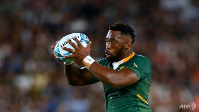 Rugby: Springbok skipper Kolisi could be back after COVID-19 for first Lions test