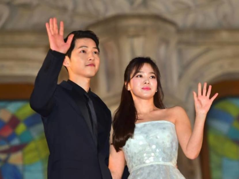 It's official: Descendants Of The Sun's Song Joong-ki and Song Hye-kyo finalise divorce