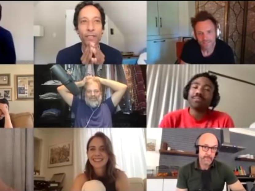 Watch the best TV show cast reunions online from Community to SpongeBob SquarePants