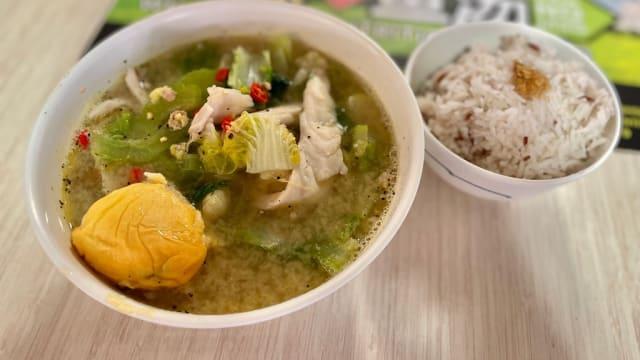 淡滨尼咖啡店售卖榴梿鱼片汤 奇葩组合网民称奇