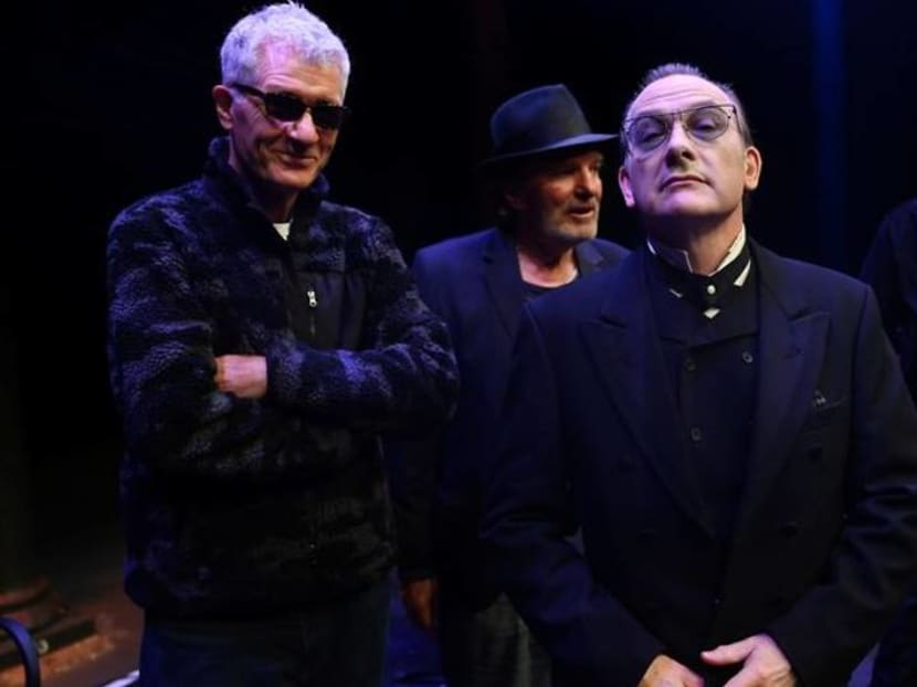 Punk lives again as The Damned reform for 2021 tour