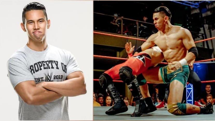 Sean Tan, 25, becomes first Singaporean wrestler to join WWE