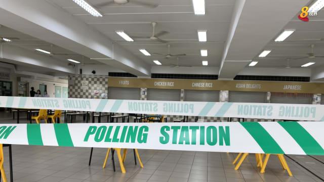 选举局:近一成选民花了超过45分钟投票
