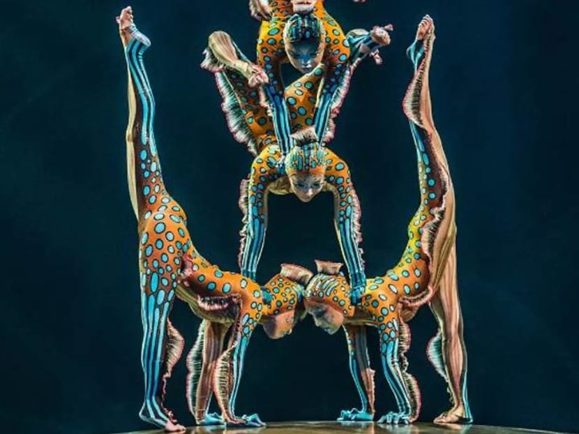 Cirque du Soleil returns to Singapore this July with KURIOS – Cabinet of Curiosities