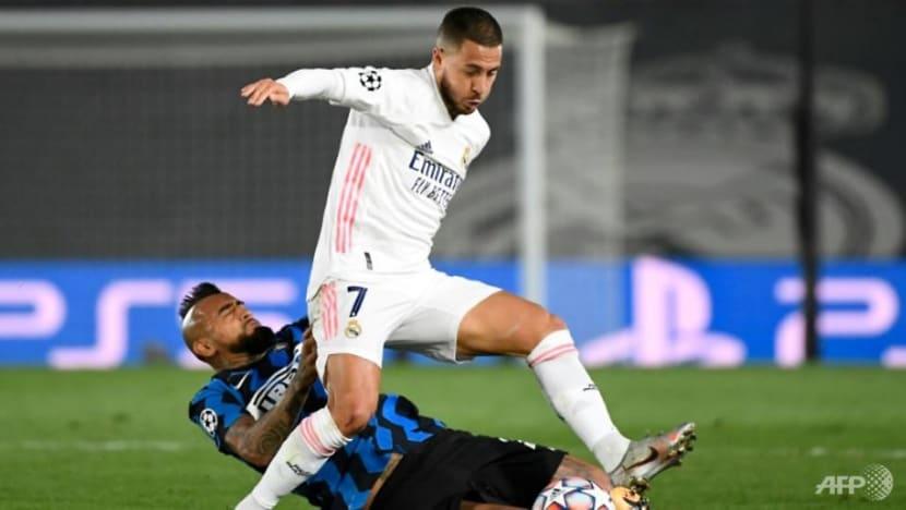Football: Real Madrid say Casemiro, Hazard test positive for COVID-19