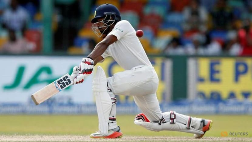 Cricket: India's Saha recovers from COVID-19 ahead of England tour