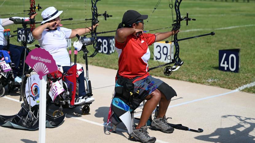 Tokyo Paralympics: Singapore archer Nur Syahidah Alim progresses to elimination round