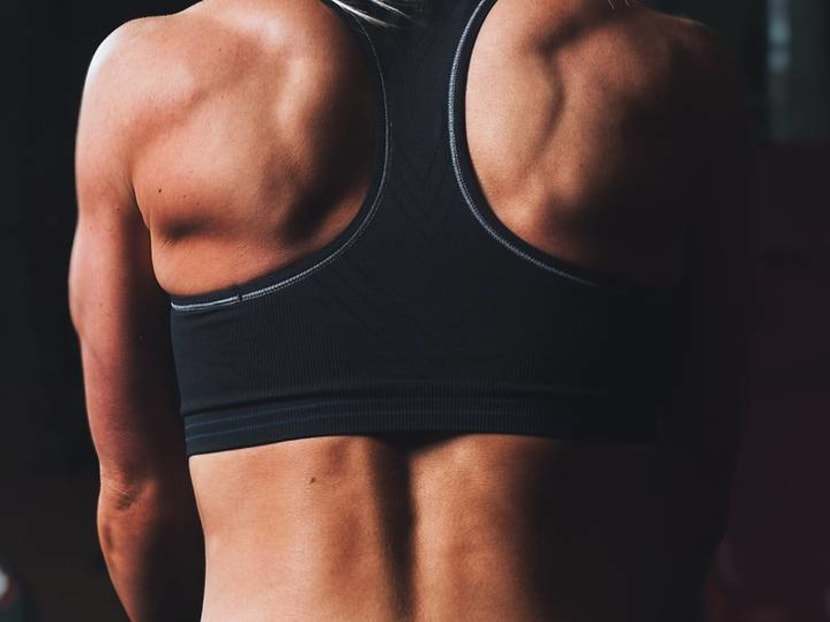Got back acne? Don't sweat it. Here's how the fitspo crowd can get it off their backs