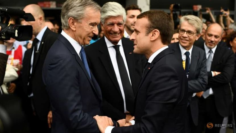 Macron and the moguls: Inside the fight over a 'French Fox News'
