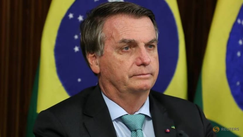 Brazil's Bolsonaro disapproval rating rises to all-time high