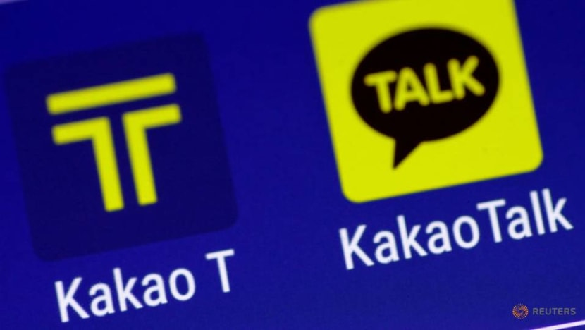 South Korea's Kakao to buy 2 US storytelling apps for US$950 million