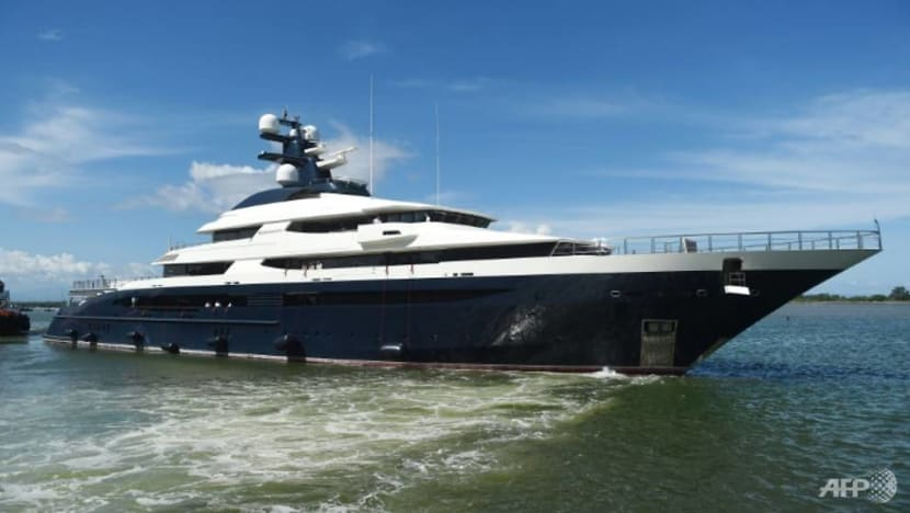 Super yacht Equanimity sailed to Langkawi to preserve condition: Mahathir