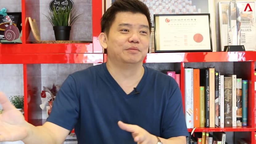 I won't replace humans with a machine, says food entrepreneur Daniel Tay