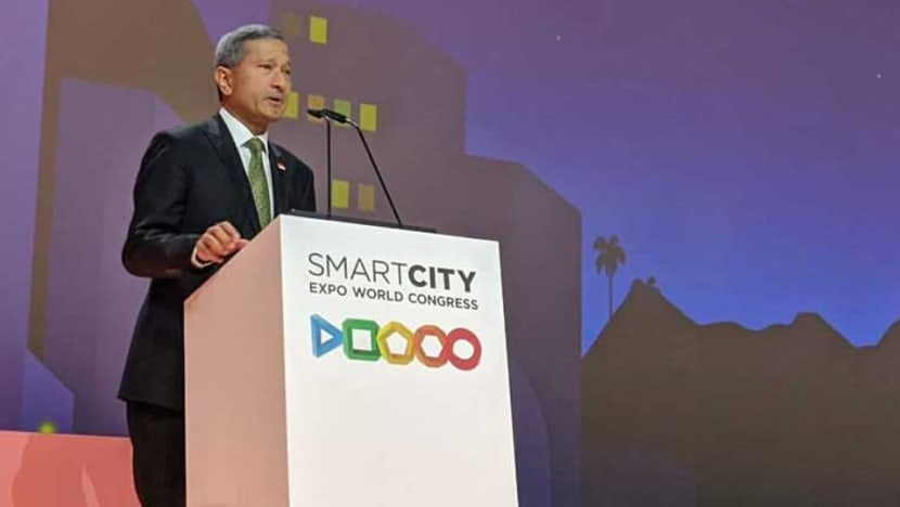 Singapore wants to be a 'living lab' for global AI solutions: Vivian Balakrishnan