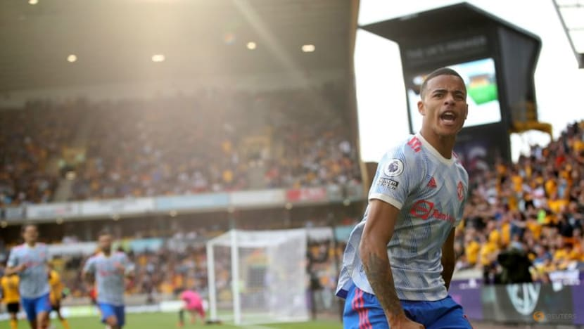 Football: Man United's Greenwood snatches late win at wasteful Wolves
