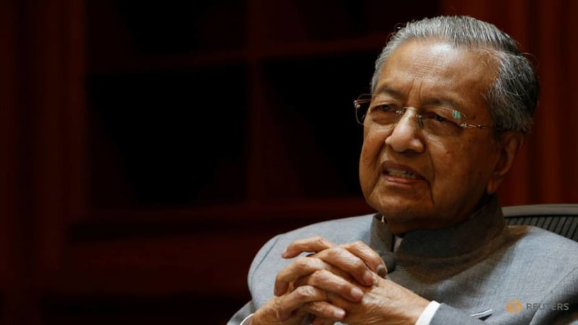 Corrupt people must be punished, says Malaysia PM Mahathir