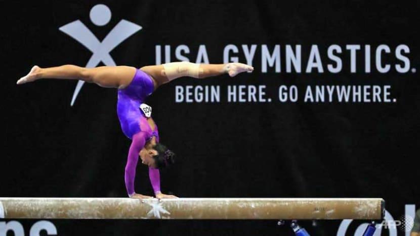 USA Gymnastics files for bankruptcy