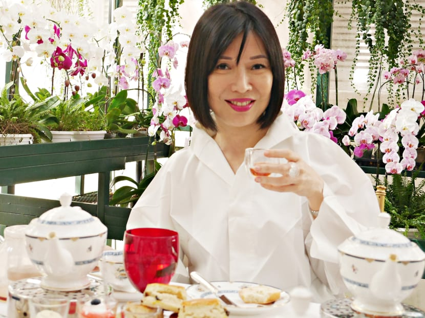 The Singaporean who brought her teas from Malaysia to London's Harrods