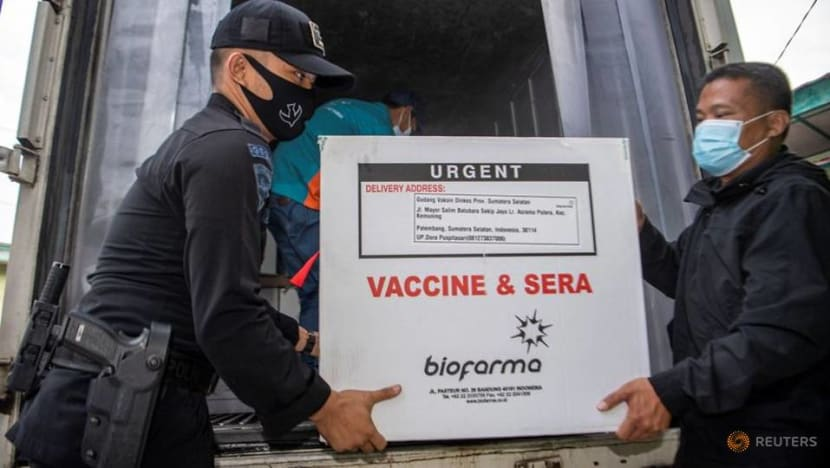 Indonesia begins vaccination drive as COVID-19 deaths hit record