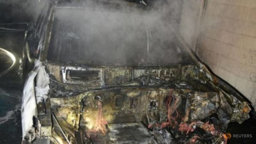 Kona EV owners say Hyundai mishandling recall for battery fires