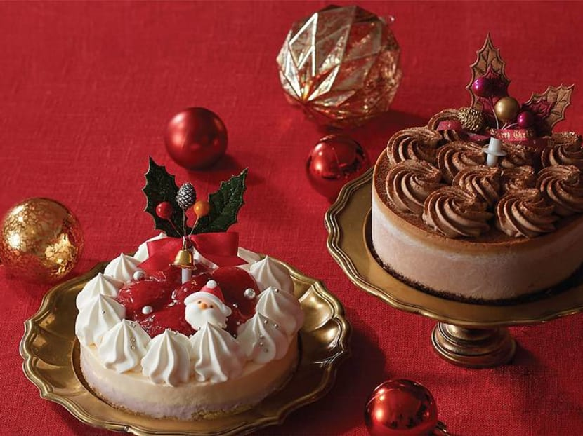 Christmas treats: Dark chocolate logcakes, cheddar cheese cookies and more