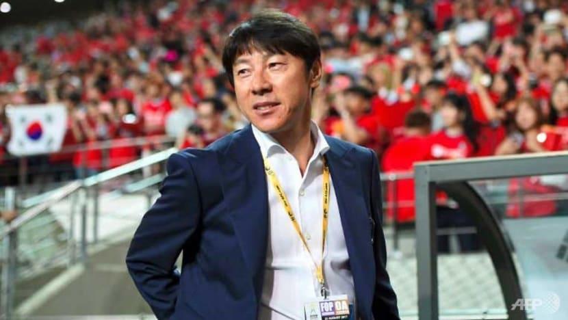 Football: Former South Korea coach Shin to take over Indonesia's national team